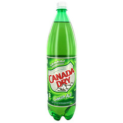 Canada DRY Ginger Ale 1,5L