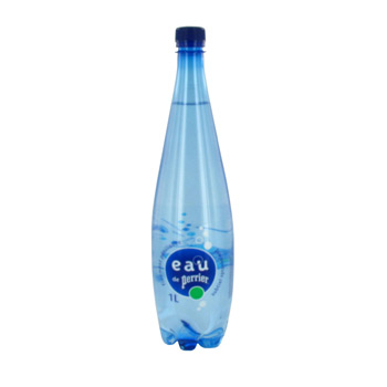 Eau de Perrier eau gazeuse finement petillante 1l