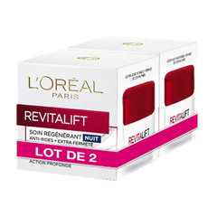 Dermo expertise revitalift nuit 2x50ml