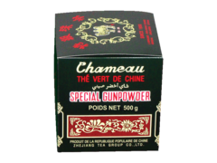 The vert Chine special gunpowder