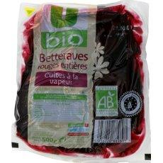 Betteraves rouges U BIO, 500g