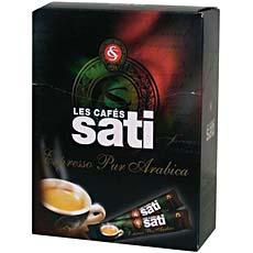 Cafe soluble Expresso SATI, 25 sticks, 45g
