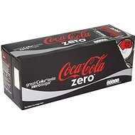 Coca Cola Zero (10x330ml) - Paquet de 2