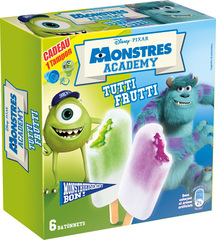 Disney monstre academie x6 -240ml