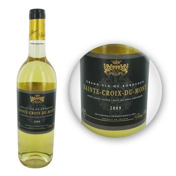 sainte croix du mont grand vin blanc 12 5 13 00 vol 2011 tous les produits vins blancs