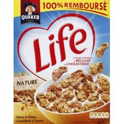 Cereales QUAKER Life nature, 400g