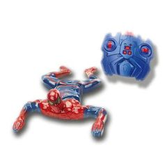 Spiderman extreme grimpeur rc
