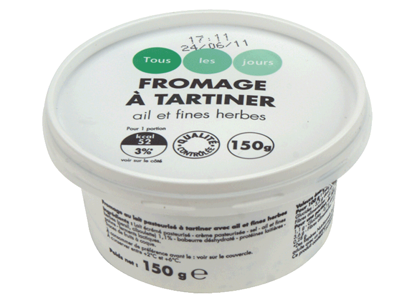 Fromage à tartiner
