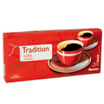 Auchan café tradition moulu 4x250g