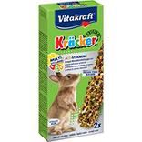 Krackers multi-vitamines pour lapin VITAKRAFT, x2, 112g