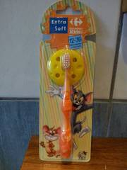 Brosse à dents extra soft 12-36 mois Carrefour Kids