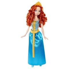 Princesse paillette Merida- Disney Princesse- BJJ59