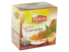 Infusions Canada LIPTON, 20 sachets, 40g