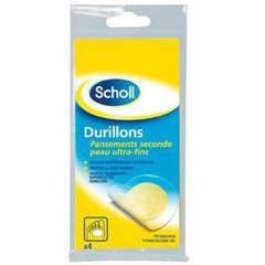 Pansement durillons protection seconde peau