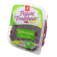 Betteraves rouges Pause Fraiche En des 300g