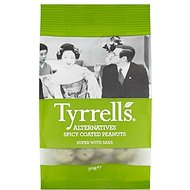 Tyrrells Alternatives arachides enrobées épicés (50g) - Paquet de 6