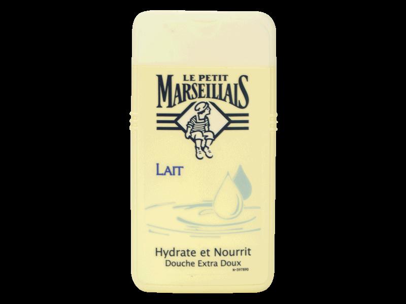 Le petit marseillais douche au lait 250ml tous les - Gel douche le petit marseillais prix ...