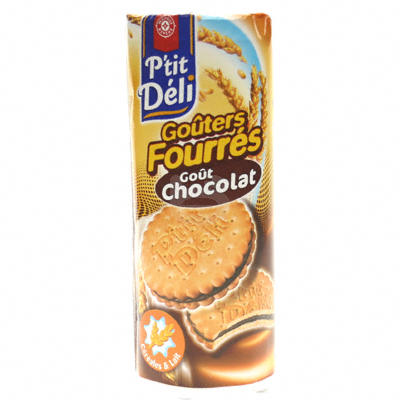 Biscuits P'tit Deli Pirates Chocolat 330g