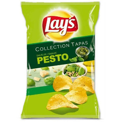 Chips saveur Pesto - Collection Tapas