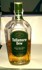 Tullamore Dew 1L Irish whiskey triple distilled