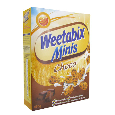 Cereales WEETABIX-Minis Choco, 450g