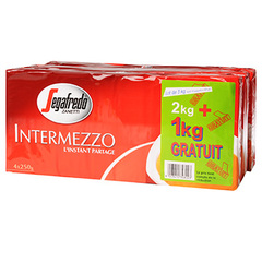 Cafe Segafredo intermezzo Moulu 8x250g