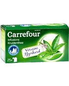 Infusion verveine Carrefour