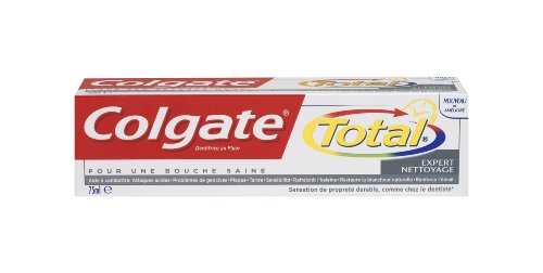 Colgate total expert nettoyage 75ml