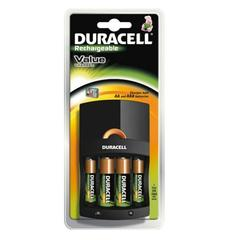 CHARGEUR CEF 14 DURACELL-STARTER KIT ECO+ 2 AA 1700+