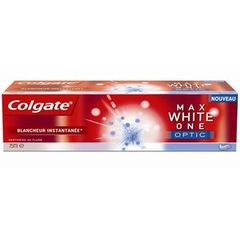 Colgate dentifrice max white one optic 75ml