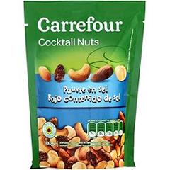 Cocktail Nuts pauvre en sel
