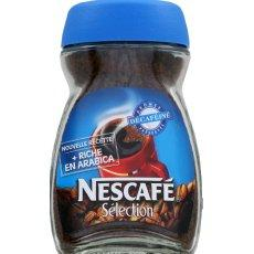 Cafe soluble decafeine Selection NESCAFE, 50g