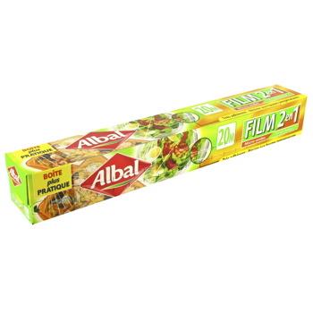 Film fraicheur micro ondes 2en1 tous les produits emballages alimentaires prixing - Film etirable alimentaire cuisine ...