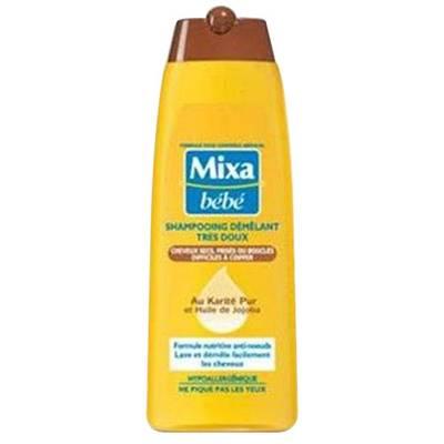 mixa bebe shampooing demelant karite huile de jojoba 250ml tous les produits produits de. Black Bedroom Furniture Sets. Home Design Ideas