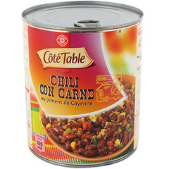 Chili con carne Côté Table 820g