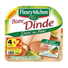 Blanc de dinde doré au four TOP AFFAIRE