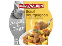 Boeuf Bourguignon WILLIAM SAURIN, 300g