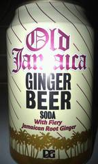 Bière de Gingembre Ginger Beer Old Jamaica 330ml