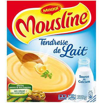 dose purée mouseline