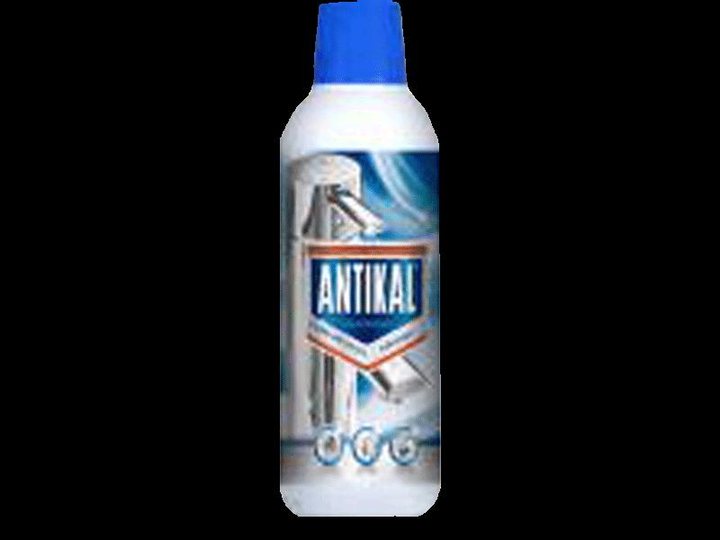 Antikal liquide anti calcaire le flacon de 500ml tous for Produit anti calcaire