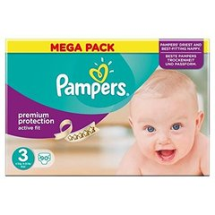Couches taille 3 : 4-9 kg Pampers