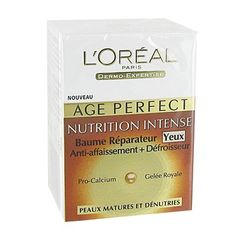 Baume reparateur yeux, nutrition intense - Age Perfect
