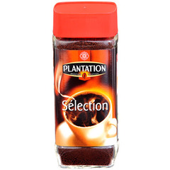 Cafe soluble Plantation Selection 200g