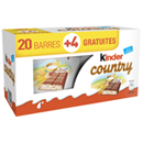 Kinder country x20 564g