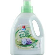 Assouplissant concentre lotus aloe vera U, 750ml