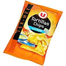 Tortilla-chips gout sale U, 150g