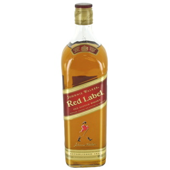 Scotch Whisky Red label 40°