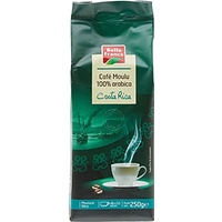 Belle France Café Costa Rica 100% Arabica 250 g - Lot de 6