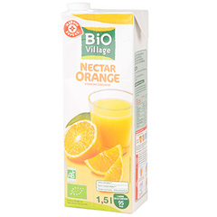 Nectar orange Bio Village 1.5l