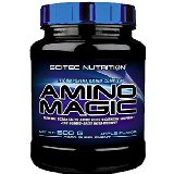 AMINO MAGIC Scitec Nutrition 500 gr - pomme